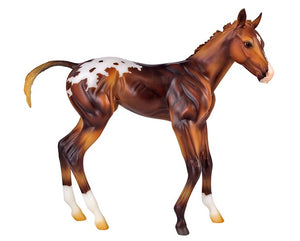 Breyer Espresso Springtime Filly 9194