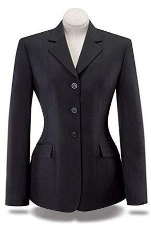 R. J. Classics Diana Show Coat in Black