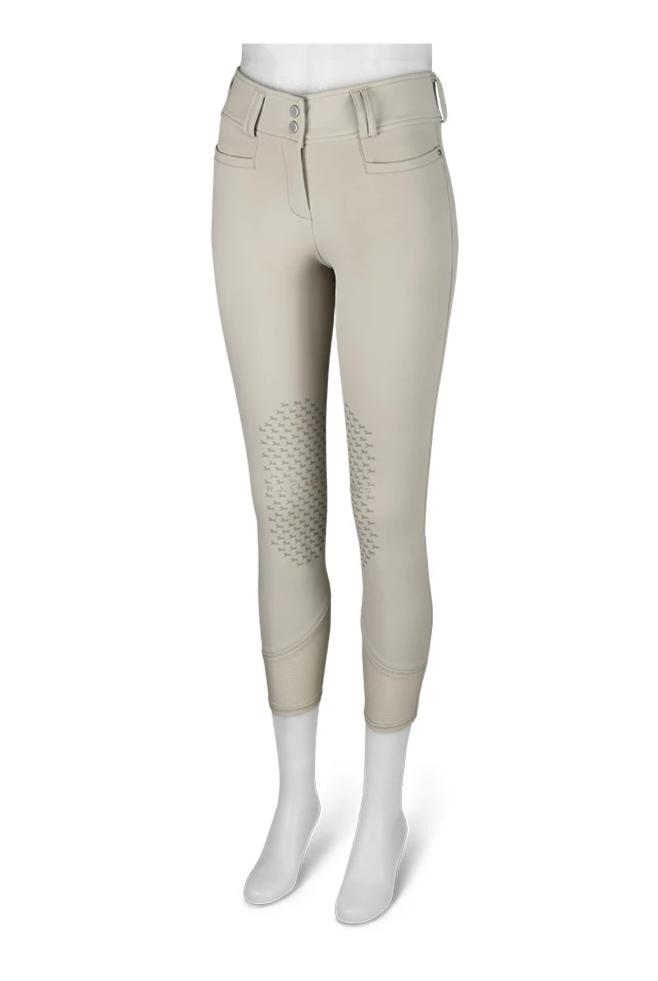 R. J. Classics Harper Ladies' Silicone Knee Patch Breech