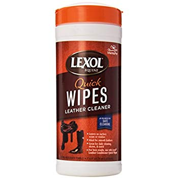 Lexol Cleaner Quick Wipes