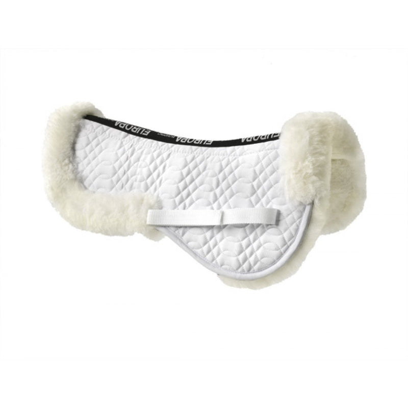 Ovation® Europa™ Sheepskin Solid Spine Half Pad