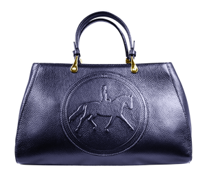 Tucker Tweed Sedgefield Legacy Nautical Navy Dressage
