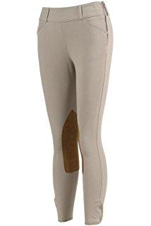 Tailored Sportsman Trophy Hunter Mid Rise Front Zip Tan