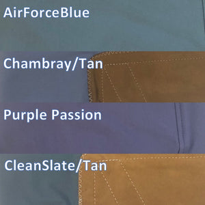 Tailored Sportsman Trophy Hunter Color Breech Mid Rise Low Rise Front Zip Side Zip AirForceBlue Chambray Purple Passion Clean Slate Tan