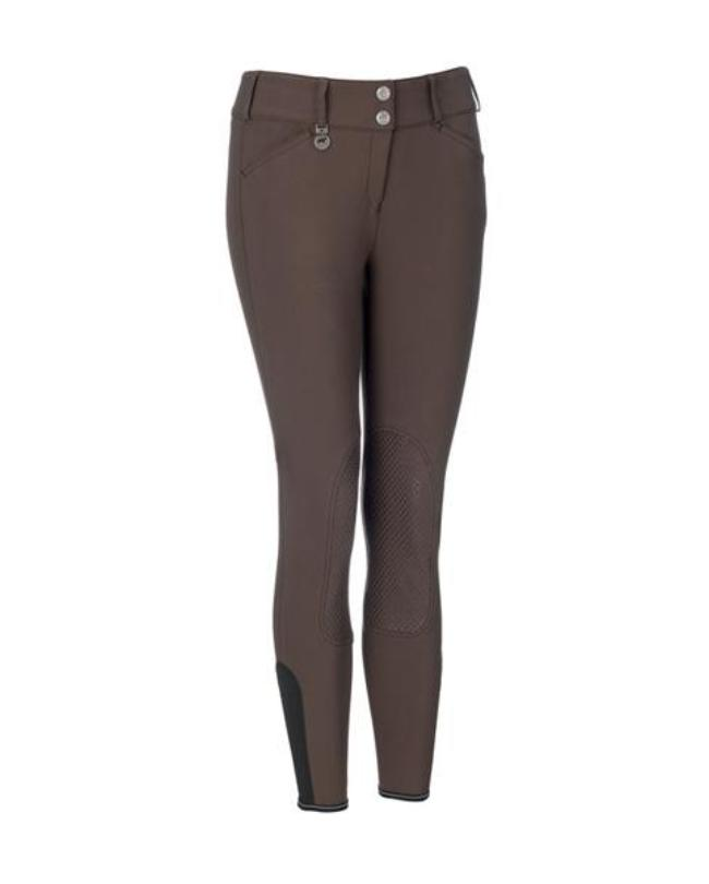 Pikeur Ciara Knee Patch Breech in walnut 7928