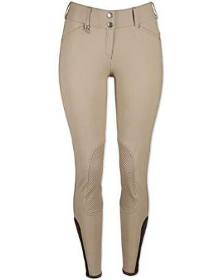 Pikeur Ciara Grip Knee Patch Breech Safari