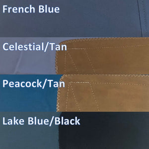 Tailored Sportsman Trophy Hunter Color Breech Mid Rise Low Rise Front Zip Side Zip French Blue Celestial Peacock Lake Blue Black Tan