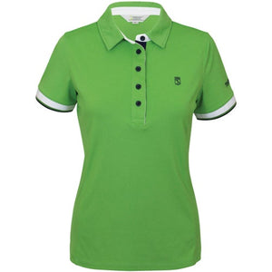 Tredstep Ireland Performance Polo Lime Navy White