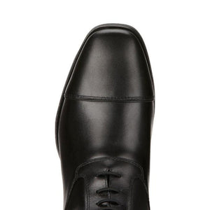 monaco stretch field boot toe detail