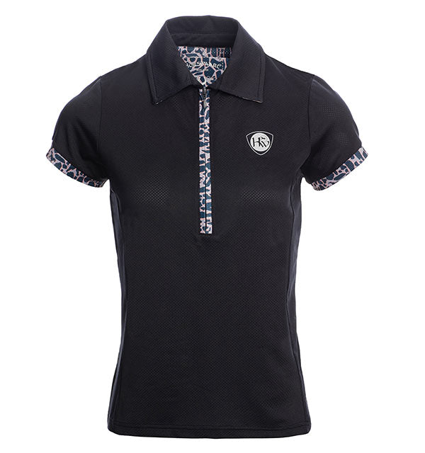 Horseware Orla Tech Polo Navy