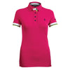 Tredstep Ireland Performance Polo Raspberry