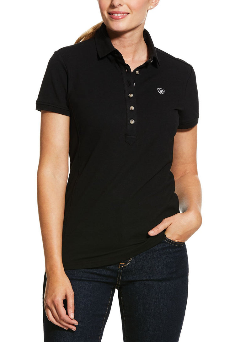 Ariat Prix Polo Black