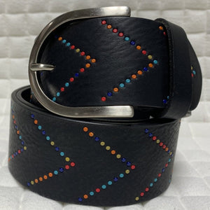Tailored Sportsman Rainbow Belt