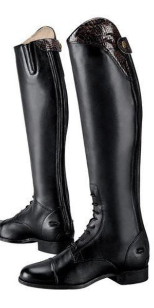 arait heritage ellipse cobra tall boots field boots
