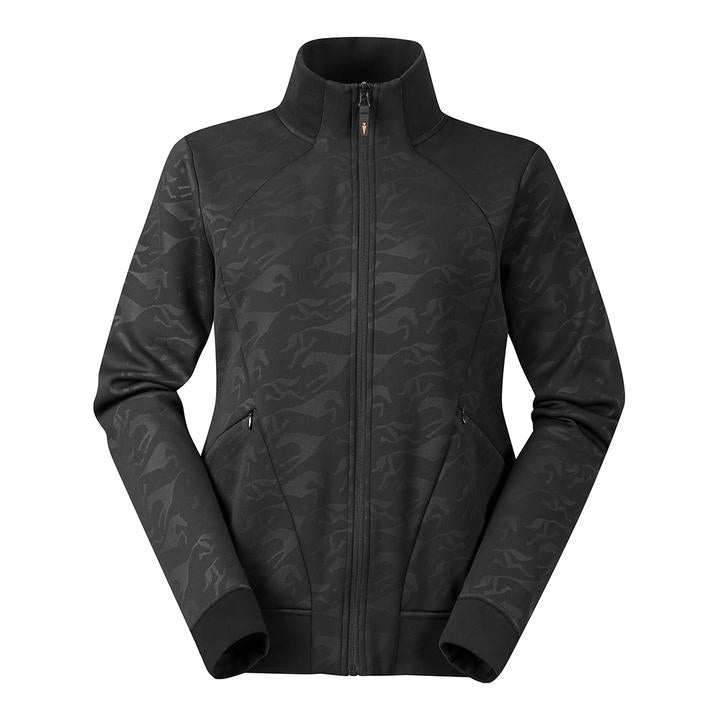 Kerrits Warm Up Fleece Jacket Black