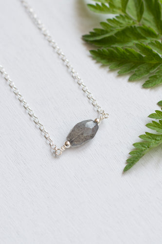 Labradorite Aurora Necklace