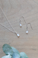 Moonstone Jewellery Set
