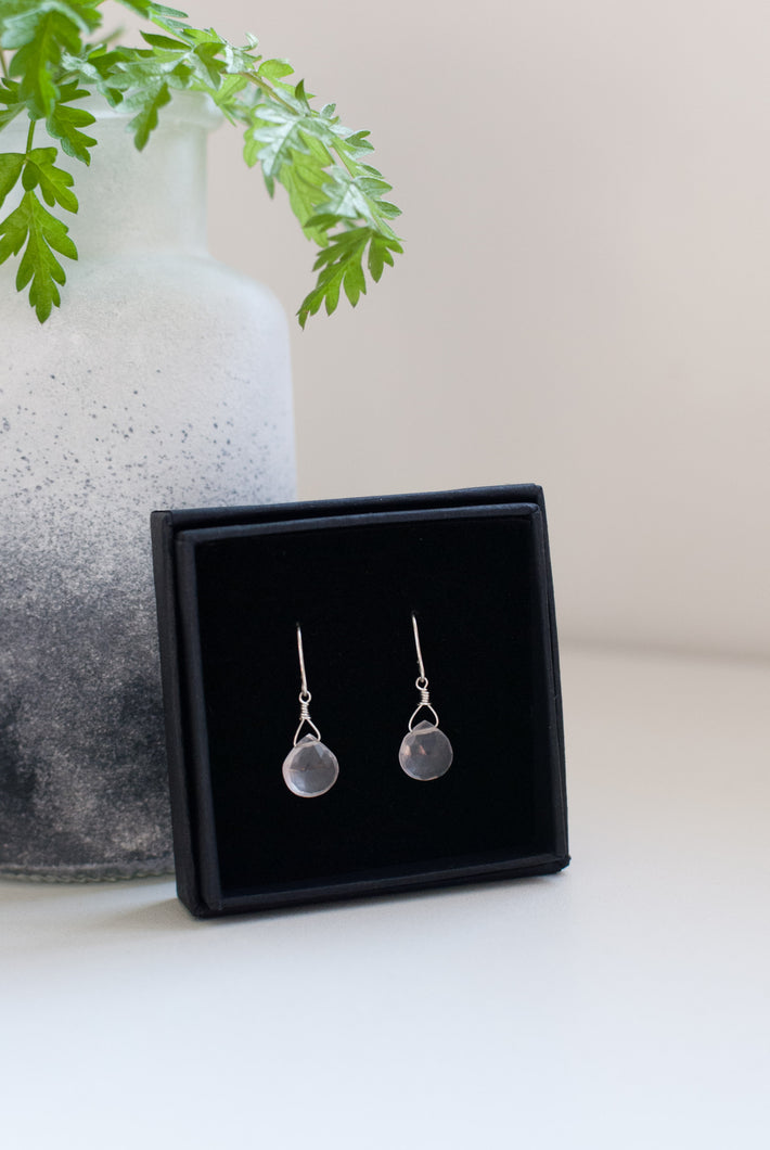 Handmade Crystal Earrings