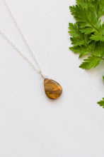 Tortoiseshell Necklace