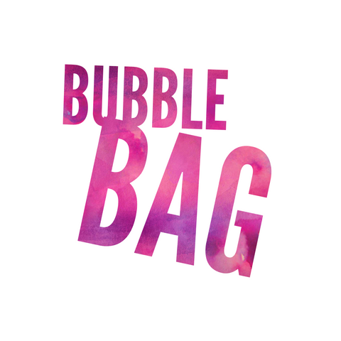 Bubble Scoop Bag
