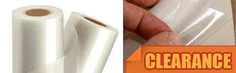 CLEARANCE-2-Sided Bubble Free Window Mount Adhesive Perm/Remov.