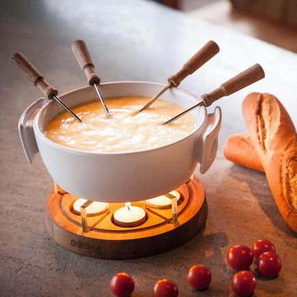 340031 BOSKA Candle Light Fondue Twinkle