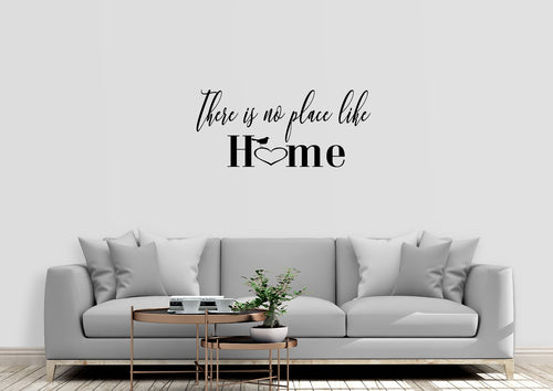 No Place Like Home - Emjay Alley Wall Decals