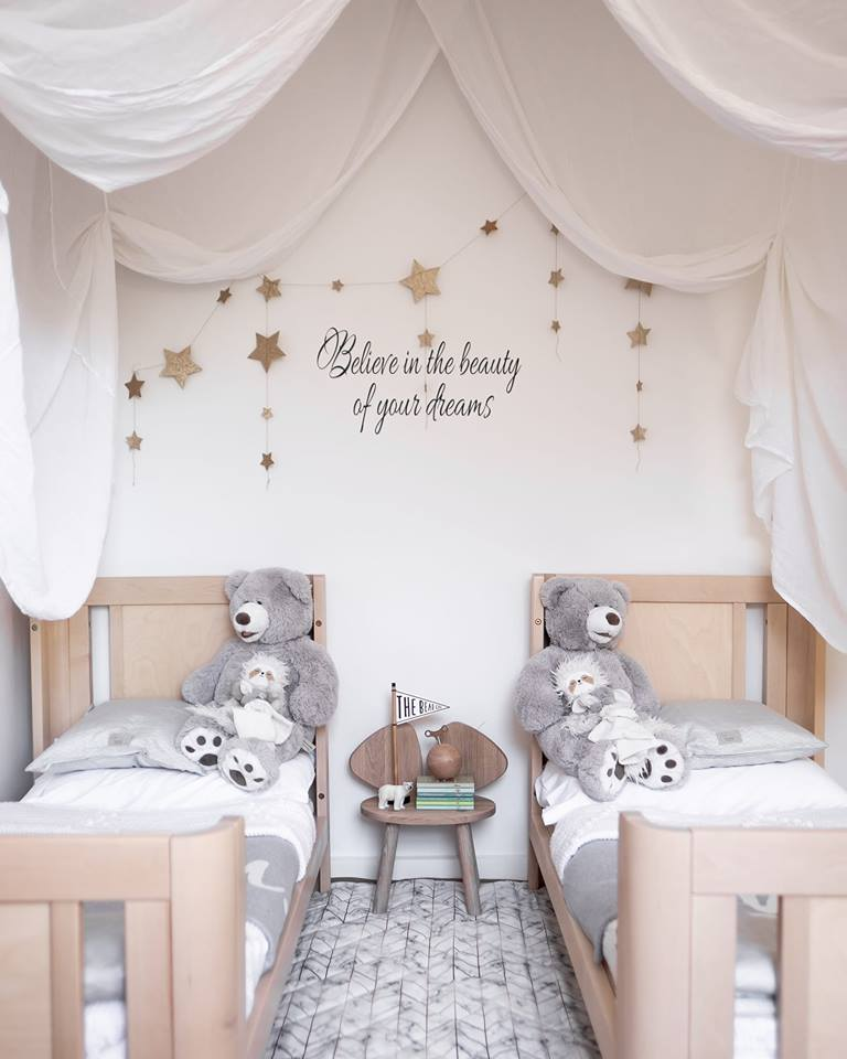 Believe In Your Dreams - Emjay Alley Wall Decals
