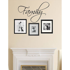 Family - Emjay Aroha Wall Decals