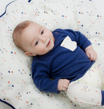 Baby Boy Outfit (Long sleeve w/ harem pant)