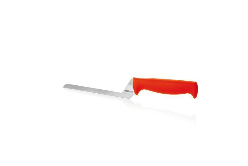 Couteau Pour Fromage 224 P 226 Te Molle Poign 233 E Rouge 140 Mm