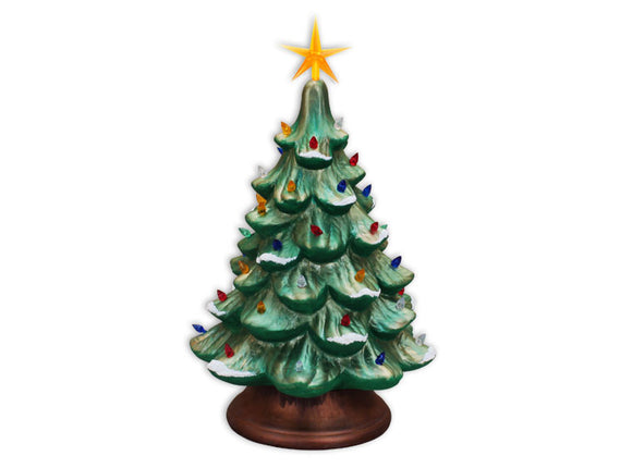Ceramic Christmas Tree Pottery Painting Class - Sunday, July 29th - 2-4pm