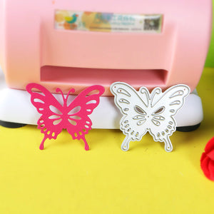 1pc Medium Butterflies stencil metal Cutting dies for DIY papercraft projects Scrapbook Paper Album greeting cards paper works