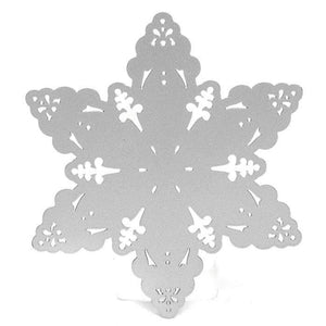 Cards Making Dies Cut Cutting Die Nesting Cards Papercraft Embossing Decoration Snowflake Shaped Paper Cut