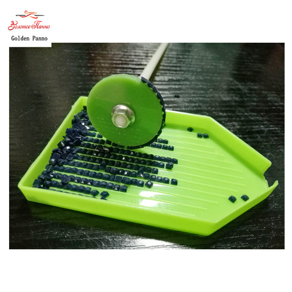 Embroidery Diamond mosaic tool DIY 5D painting Diamond stitch Rotate pen for square round Diamond Rhinestone