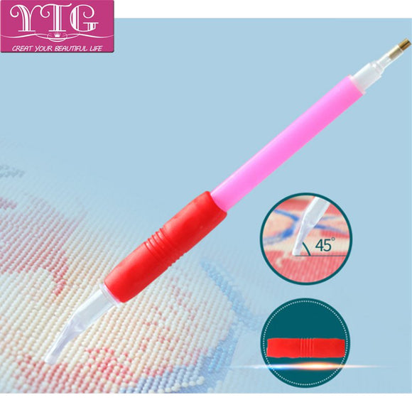Tool,YTG,Diamond Embroidery Tools,Pen,Paste Diamond,Quick,Kits,Easy,Diamond Painting,Cross Stitch,5D,Needlework,Decoration,Gift