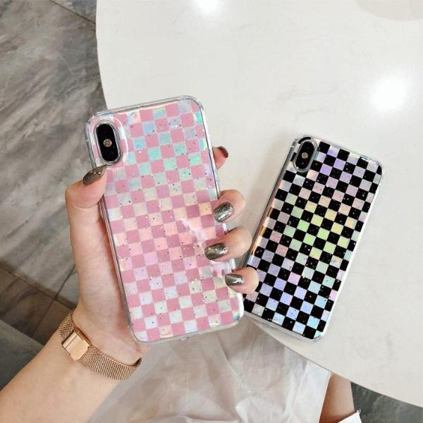 Holographic Checkered Cases