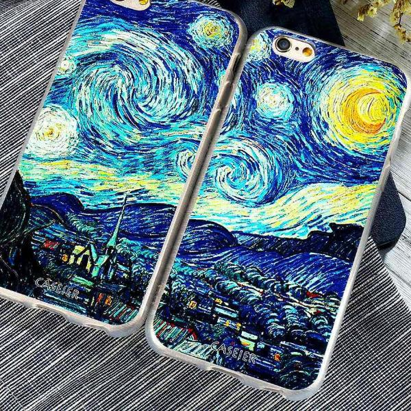 Starry Night Cases (Samsung and iPhone)