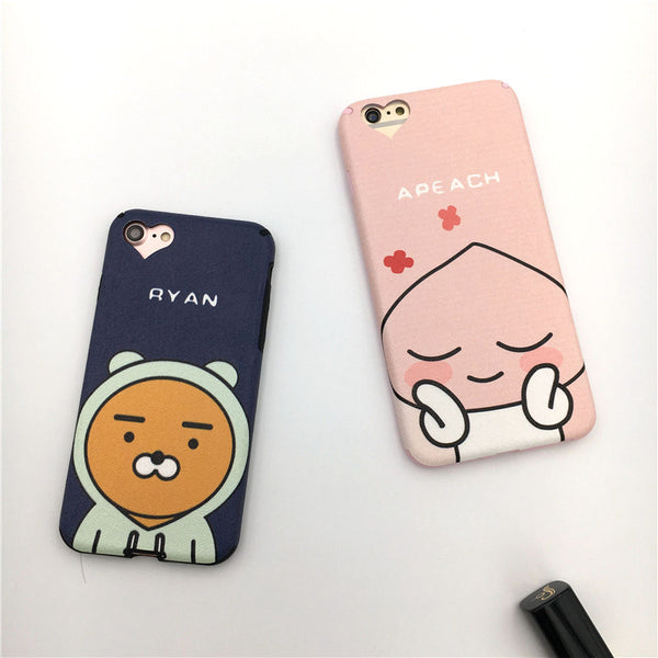 Kakao Friends Ryan / Apeach Case