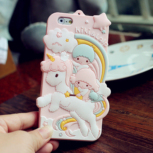 My Melody / Little Twin Stars Case