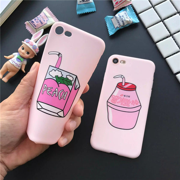 Pink Drink Cases