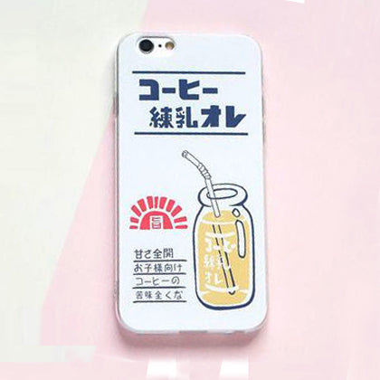 Japanese Drink Carton Cases