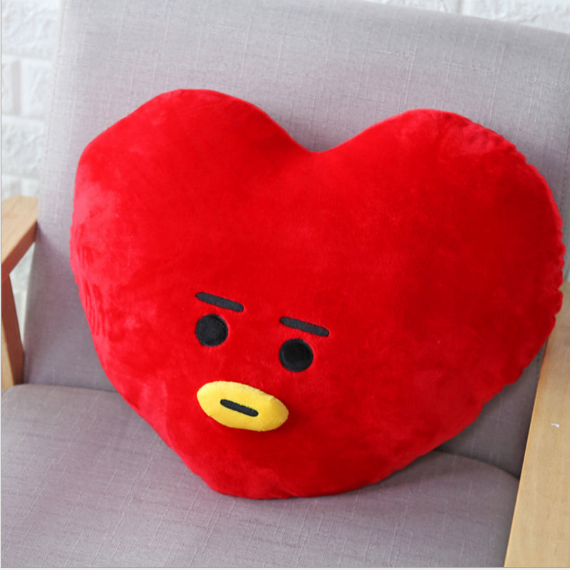 "BT21 Plush 11.8"" x 15.7"" (All Members Available)"