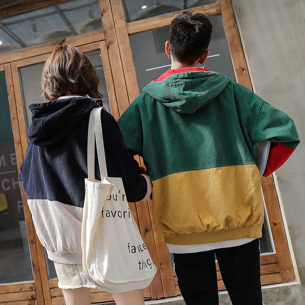 Colourblock Jackets