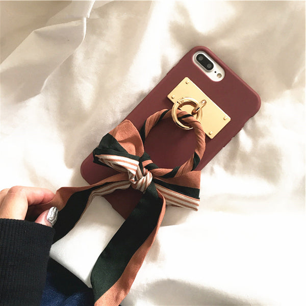 Ribbon Case (iPhone and Samsung)