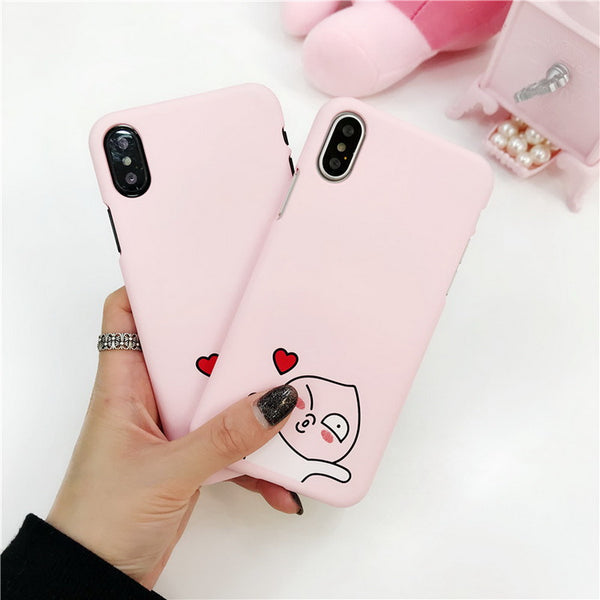 Heart Kiss Kakao Case