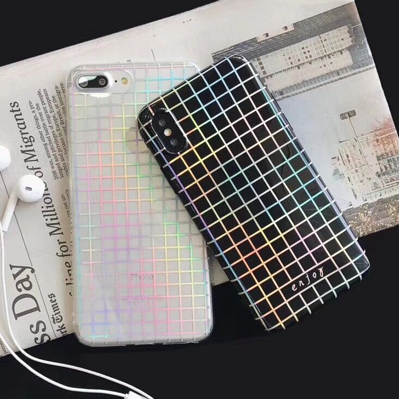 Holographic Grid Case