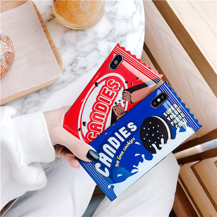 Candies Chocolate / Cookie Case