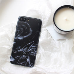 Marbled Sand Pattern Case