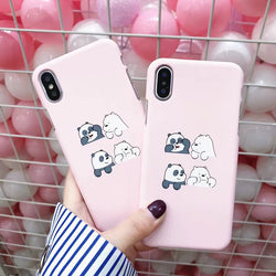 Squish We Bare Bears Case